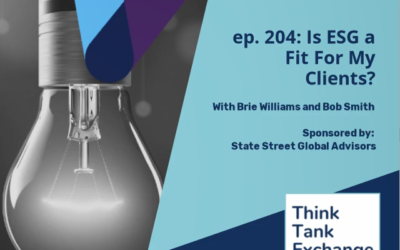 Ep 204: Is ESG a Fit For my Clients?