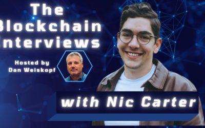 Nic Carter on The Blockchain Interviews with Dan Weiskopf