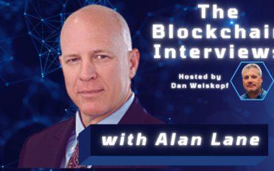 Alan Lane of Silvergate on The Blockchain Interviews with Dan Weiskopf